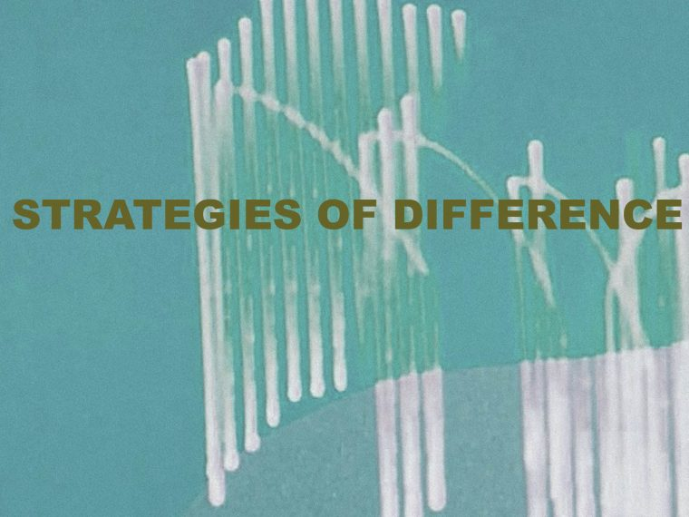 Strategies of Difference