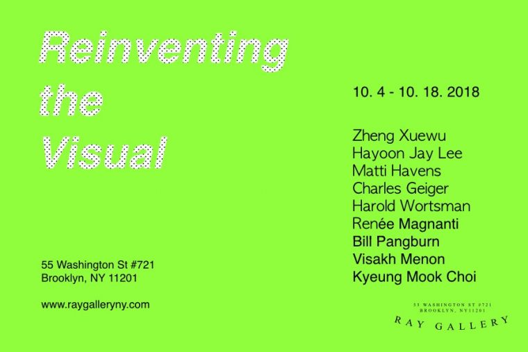 Ray Gallery Reinventing the Visual